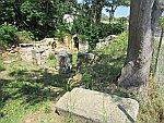 Romeinse propylon bij Maroneia, Griekenland