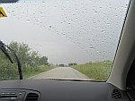 Het begint te regenen, Griekenland