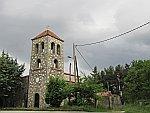 Kalamous klooster bij Xanthi, Griekenland