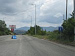 Een weg die zomaar ophoudt, Griekenland