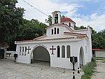 Kerkje in de buurt van Drama, Griekenland