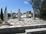 Akontisma, plek van de echte hemelvaart van Jezus, Griekenland