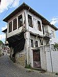 Verwaarloosde huizen in oud Xanthia, Griekenland