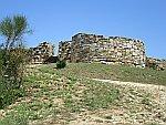 Toren van het oude Stageira, Griekenland