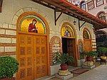 Klooster van St. Theodora, Griekenland