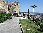 Het Heptapyrgion fort, Thessaloniki