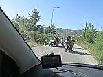 Ongeluk op Thassos, Griekenland