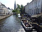 Gracht in Brugge, Schotland