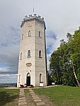 De Nelson Tower in Forres