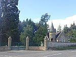 Cathay House bij Rafford, Schotland
