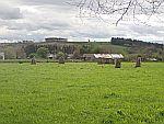 Rothiemay standing stones, Schotland