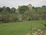 Een kasteel in Fife, Schotland