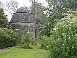 Duiventil bij Elcho kasteel, Schotland