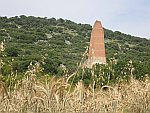Toren in Chalkidiki, Griekenland