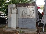 Herdenkingsmonument in Thessaloniki, Griekenland
