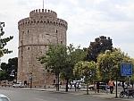 De Witte Toren van Thessaloniki, Griekenland