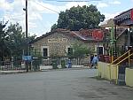 Het dorp Makrigalos, Griekenland