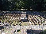 Het grote Romeinse badhuis bij Dion, Griekenland
