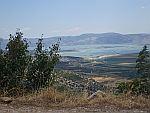 Tamieftiras Kalamakiou reservoir, Griekenland