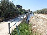 Riviertje door Kalamos in de Pilion, Griekenland