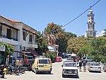 De Apostelenkerk in Argalasti, Griekenland