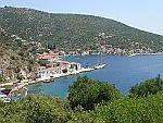 Agia Kyriaki op het Pilion schiereiland, Griekenland