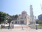 Kerk van Constantijn en Helene in Volos, Griekenland