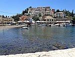 Bij de haven van Syvota, Griekenland