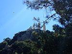 Het monument van Zalongo (Zaloggo), Griekenland