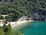 Agios Giannakis strand, Griekenland