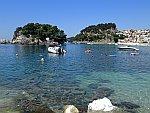 De kust voor Parga, Griekenland