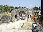 Ingang naar het kasteel van Ioannina, Griekenland