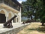 Byzantijns museum in Ioannina, Griekenland