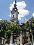 Saborna kerk in Belgrado, Servie