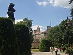 Monument van dankbaarheid aan Frankrijk en het fort, Belgrado, Servie