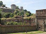 Torens op het fort in Belgrado, Servie