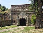 De Vidin poort naar het fort in Belgrado, Servie