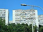 Woontorens uit de communistische tijd, Belgrado, Servie