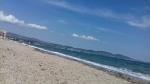 Zee bij Kalives, Griekenland