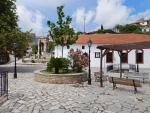 Kerk van de drieëenheid, Boven-Volos, Griekenland