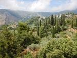 Dorpjes in de bergen, Griekenland