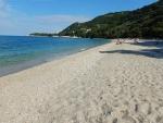 Strand bij Papa Nero, Griekenland