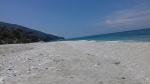 Chorefto strand, Griekenland