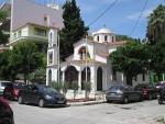 Apostelkerk in Volos, Griekenland