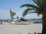 Monument voor verzetsstrijders, Volos, Griekenland