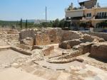 Romeins en Byzantijns badhuis, Sparta, Griekenland