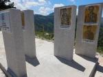Monument voor slachtoffers uit de burgeroorlog, Griekenland