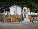 St Nikolaas kerk, Katakolo, Griekenland
