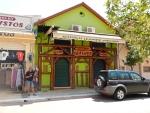 Winkel in Katakolo, Griekenland