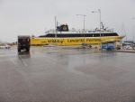 Onze ferry naar Kefalonië, Griekenland